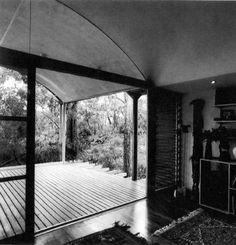 Student Of Architecture: Ball Eastaway House (Indoor) Glenn Murcutt