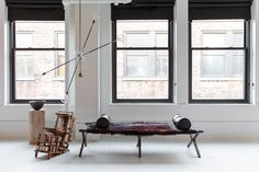 Unbearably Beautiful Apparatus Studio in New York | http://www.yellowtrace.com.au/apparatus-studio-manhattan-new-york/