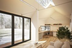 Pod Space eco office