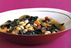 Quick Navy-Bean Stew Recipe