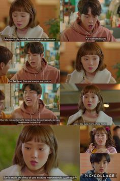 Lol I loved this scene Weightlifting Fairy Kim Bok Joo Funny, Weightlifting Kim Bok Joo, Weighlifting Fairy Kim Bok Joo, K Pop, Two Worlds, Kim Book, Swag Couples, Lee Sung Kyung, Park Bo Young