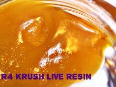 R4Krush Live Resin from @Venomconcentrates