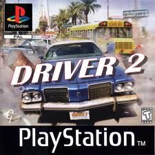 Driver2 playstation -