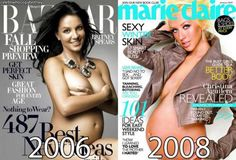 Apparently celebrities like to copy Britney Spears