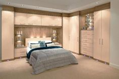 Beds make central, focal points of bedroom decorating