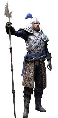 Guardsman  assassin's creed