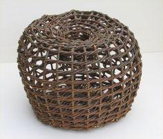 Traditional Baskets - Joe Hogan Basket Maker - Traditional Irish Willow Baskets - lobster pot