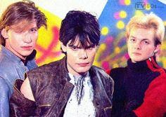 #Alphaville #80s band