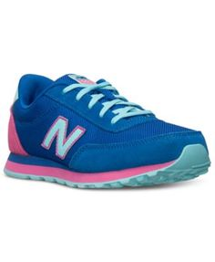 New Balance Girls' 501 Casual Sneakers from Finish Line