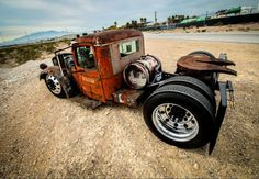 rat rods | ... Cummins Powered 1938 Mack Rat Rod Is Smothered In Cool! - Diesel Army | www.dieseltees.com #dieseltees #ratrod #truck