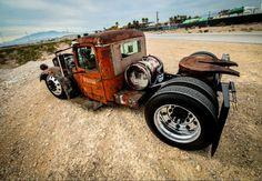 rat rods | ... Cummins Powered 1938 Mack Rat Rod Is Smothered In Cool! - Diesel Army | www.dieseltees.com #dieseltees #ratrod #truck