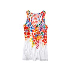 Old Navy Tank Top ❤ liked on Polyvore