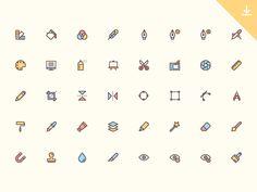 40 Design Icons