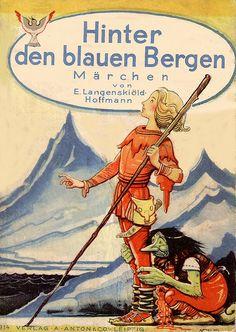 Langenskiöld / Hinter den blauen Bergen by micky the pixel, via Flickr - 1932