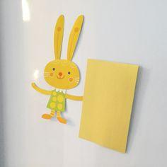 Post it -pupu. lasten | askartelu | pääsiäinen | käsityöt | koti | paperi | DIY ideas | kid crafts | Easter | home | paper crafts | Pikku Kakkonen