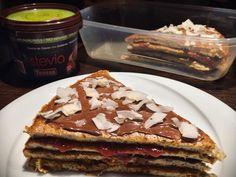 Protein, Pancakes, French Toast, Breakfast, Tik Tok, Food, Morning Coffee, Essen, Pancake
