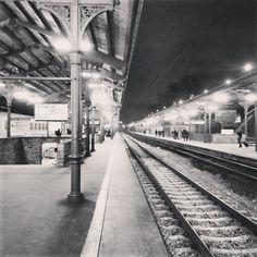 #gdansk #train #platform