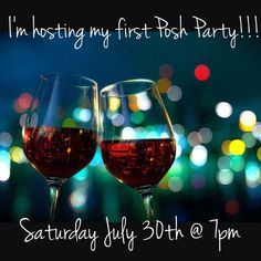 You Are Cordially Invited... To my very first Posh Party!!!  On Saturday July 30th @ 7pm Theme: TBA  Tag your closet belowand I'll check out your closet for possible Host Picks  Must follow Posh rules to be considered   xoxoxo Cindy @cyd143 Bags