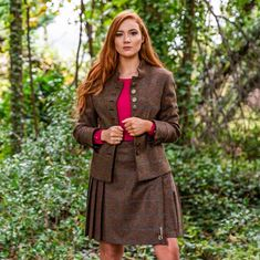 c4b16abb1 53 Best Country Skirts images in 2019 | Tweed skirt, Boots, Dresses