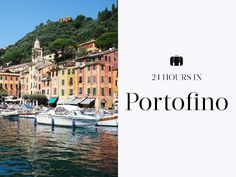 Located on a peninsular of Italian Riviera on the northwest coast of Italy's Liguria, Portofino is about an hours drive southeast of the city of Genoa.