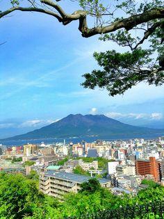 桜島 Sakurajima