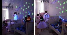 Pinturas especiales para las habitaciones de los niños ¡Para aumentar la diversión!