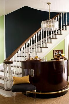 stairs/ with beautiful colors