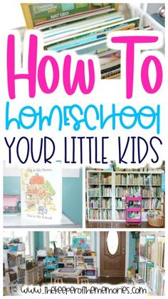 Find lots of great resources that help you answer the most important questions related to How to Homeschool Your Little Kids. This post includes information about how to get started, how much it costs to homeschool and lots more! You're definitely going to want to check it out if you're considering homeschooling this year! #homeschooling #gettingstarted #howtohomeschool #homeschoolpreschool #homeschoolkindergarten Sensory Activities Toddlers, Kids Learning Activities, Preschool Themes, Homeschool Kindergarten, Homeschooling, Diy Crafts For Kids Easy, Play Based Learning, New Things To Learn, Science For Kids