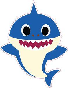 DIGITAL FILES ONLY Shark family vector baby shark | Etsy Shark Birthday Cakes, 1st Birthday Parties, Boy Birthday, 2 Baby, Baby Ruth, Baby Crib, Shark Family, Family Vector, Shark Party