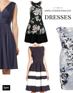 My Spring Summer Dress Wish Lyst - Life According to MrsShilts