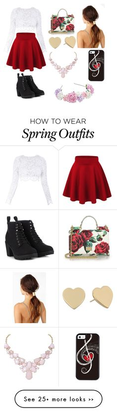 """My First Polyvore Outfit"" by agathaquintana on Polyvore"