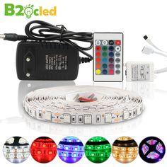 Lovely LED m DC V LED RGB