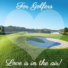 Blog Post - For golfers, love is in the air around Palmetto Dunes