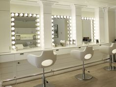 Hollywood Style Make-up Stations. Cloud 10 Boca Raton, Florida
