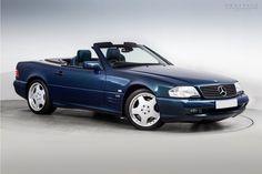 Mercedes SL600 (1997)
