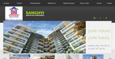 Over last 30 years the Sanghvi Group of Companies has evolved into one of the most prominent real estate developers in Mumbai and suburbs. The group has effectively leveraged its knowledge, experience and expertise to create and deliver projects that meet specific requirements.  Visit http://www.sanghvigroup.co.in/