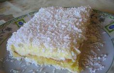 Torta Mineira Pão-de-ló branca, Creme casadinho com abacaxi e creme de coco fresco, fica delíciosa e bem fácil de fazer, vamos a receita? Ingredientes: Pão-de-ló 6 ovos 180 g de açúcar 190g de farinha de trigo 1 colher (sopa) de fermento em pó Creme 1 lata de leite condensado 3 gemas 1 e 1/2 colheres (sopa) … No Salt Recipes, Baking Recipes, Sweet Recipes, Cake Recipes, Dessert Recipes, Chocolates, Icebox Cake, Cupcakes, Cookie Desserts