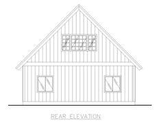 Home Plan: 001-4006 Prefab Garages, Car Garage, Design Firms, Square Feet, Architecture Art, Attic, Craftsman, Entrepreneur, House Plans