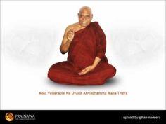 Atharamaga Nonawathee Niwanata - Ven. NaUyane Ariyadhamma Maha Thero
