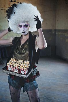 Fashion Clown by Tim TheFotoGuy (EnglePhoto.com), via Flickr