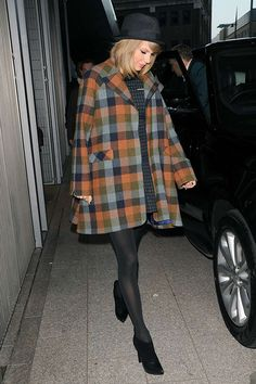¡London calling! Cinco formas de pasar al otoño a la Taylor Swift