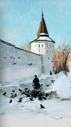 Очень красивые картины Сергея Тутунова. Обсуждение на LiveInternet - Российский Сервис Онлайн-Дневников