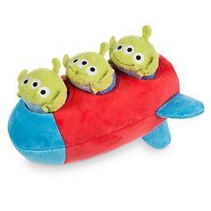 Three Aliens ''Tsum Tsum'' Plush Set - Toy Story   Disney Store