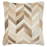 Found it at Wayfair - Marley Cotton Throw Pillow
