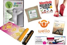 #Yoga Holiday Gift Guide Prize Pack! Repin using #WinDIR @DietsInReview and you could win all of this!