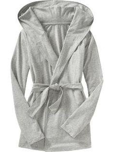 Women's Clothes: Women's Yoga Wrap Hoodies: Activewear Petite | Old Navy
