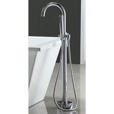 Awesome athena Freestanding Faucet