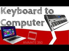 Yamaha PSR E - Connecting to PC,transfering files,loading.. - YouTube