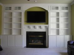 23 best fireplace bookcases images fireplace surrounds fireplace rh pinterest com Fireplace with Bookshelves On Each Side Fireplace with Bookshelves On Each Side