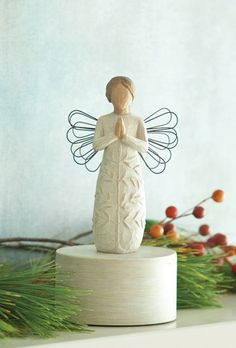 Willow Tree Angel A Prayer